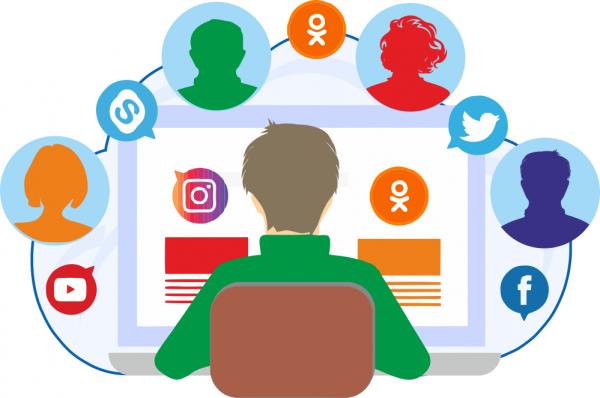 Трафик на сайт из социальных сетей